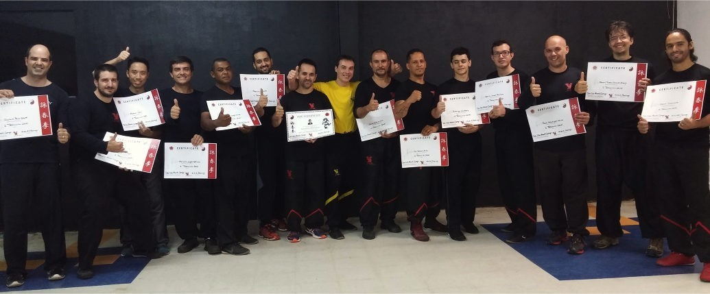 DRAGOS WING TSUN LEAGUE - Cooperation Alliance of Dragos WingTsun enthusiasts